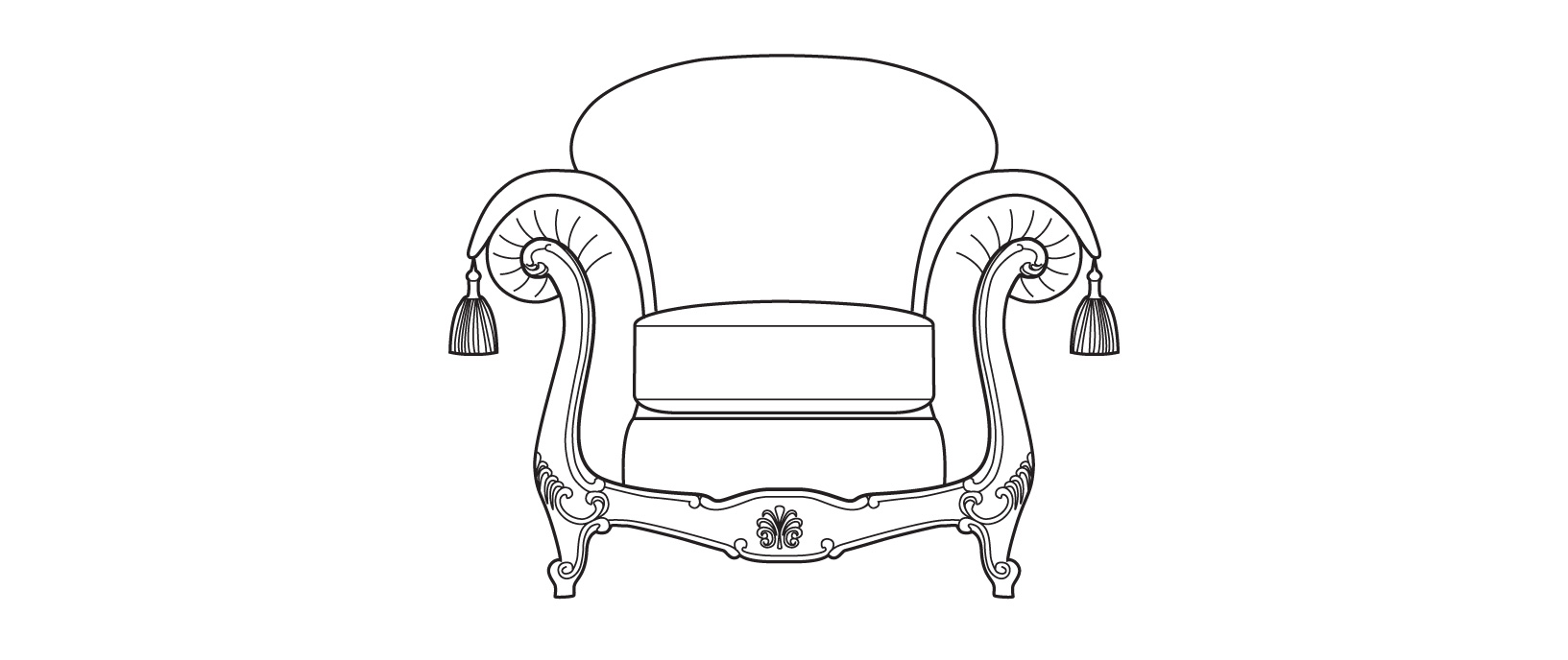 Florence Standard Chair